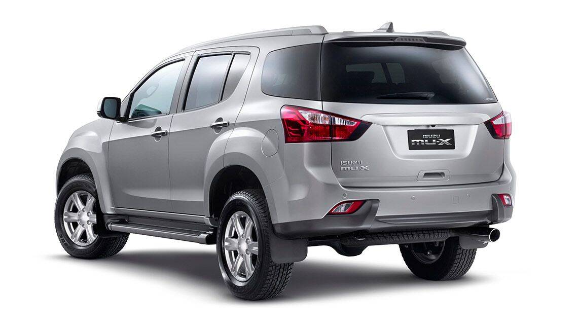 2014 isuzu mu x ls m the package pictures to pin on pinterest isuzumux ...