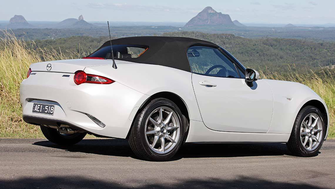 2015 mazda mx 5 holden cascada and bmw 2 series convertible review carsguide. Black Bedroom Furniture Sets. Home Design Ideas