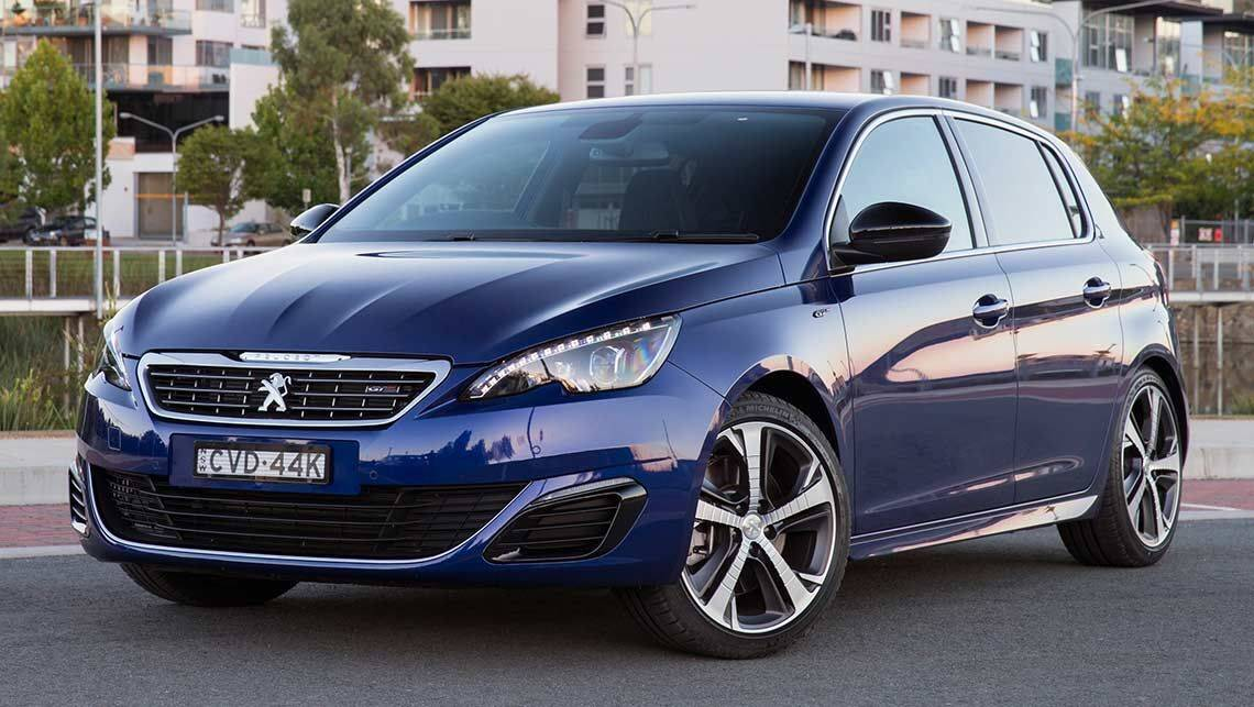 2016 peugeot 308 gt diesel review road test carsguide. Black Bedroom Furniture Sets. Home Design Ideas