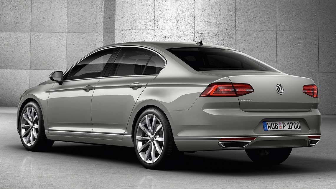 2015 VW Passat revealed