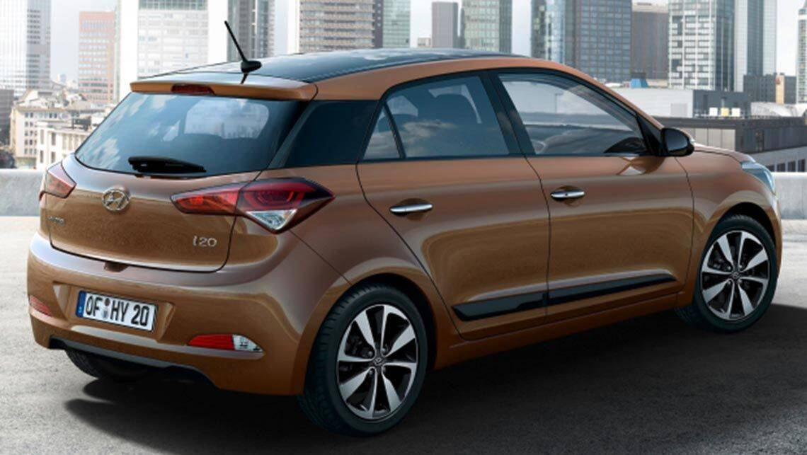 2015 hyundai i20 still unconfirmed for australia car news carsguide. Black Bedroom Furniture Sets. Home Design Ideas