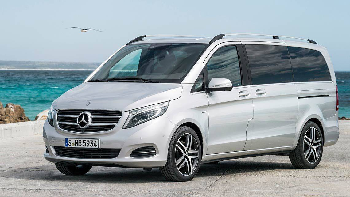2015 mercedes benz v class detailed car news carsguide. Black Bedroom Furniture Sets. Home Design Ideas