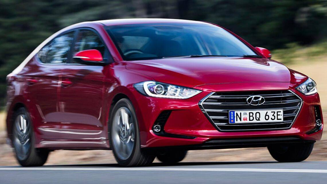 turbocharged sr elantra will preview hyundai 39 s new performance brand car news carsguide. Black Bedroom Furniture Sets. Home Design Ideas