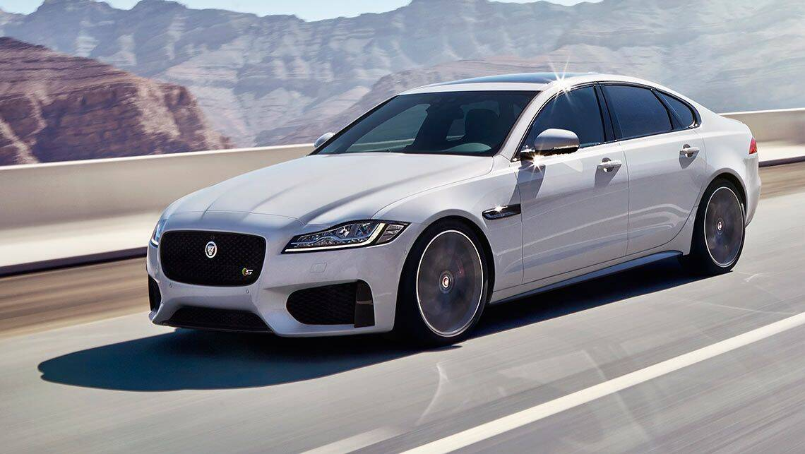 2016 Jaguar XF revealed Car News | CarsGuide