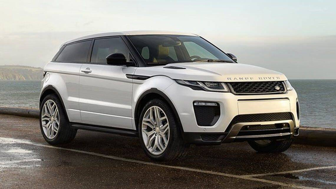 2016 range rover evoque revealed car news carsguide. Black Bedroom Furniture Sets. Home Design Ideas