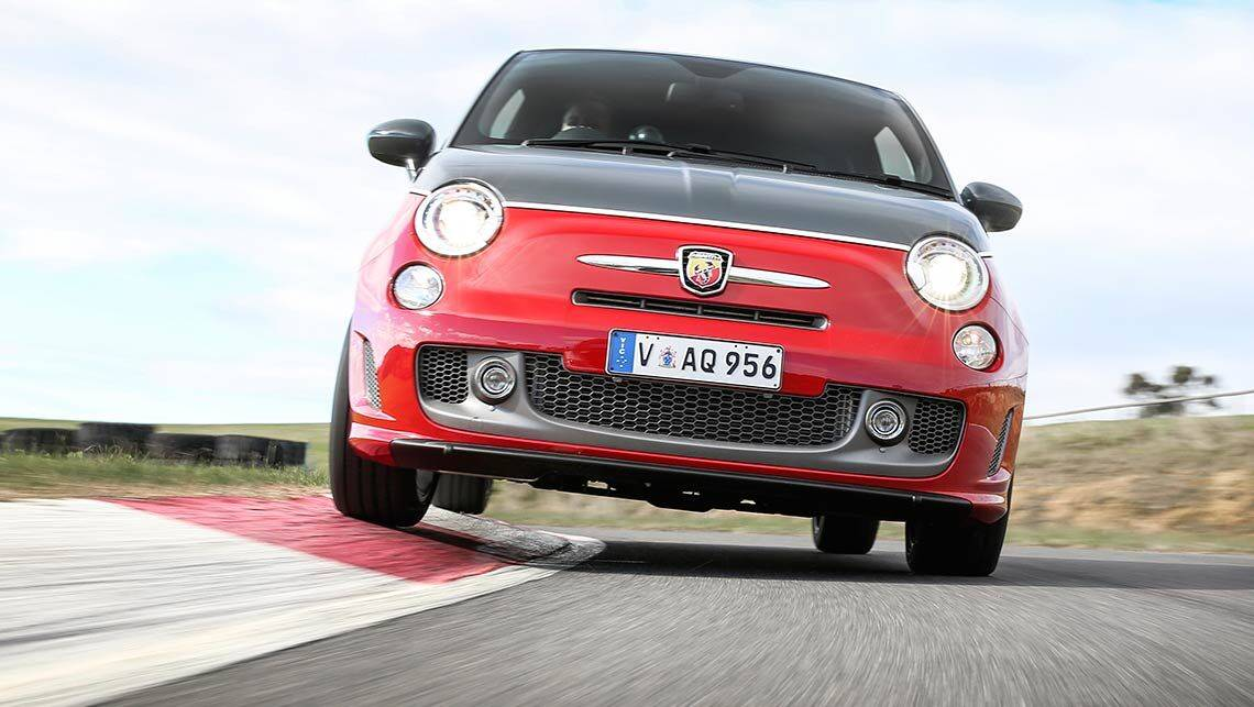 2014 Abarth 595 Turismo Review Car Reviews Carsguide