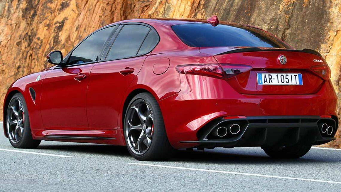 2016 Alfa Romeo Giulia And Quadrifoglio Review First