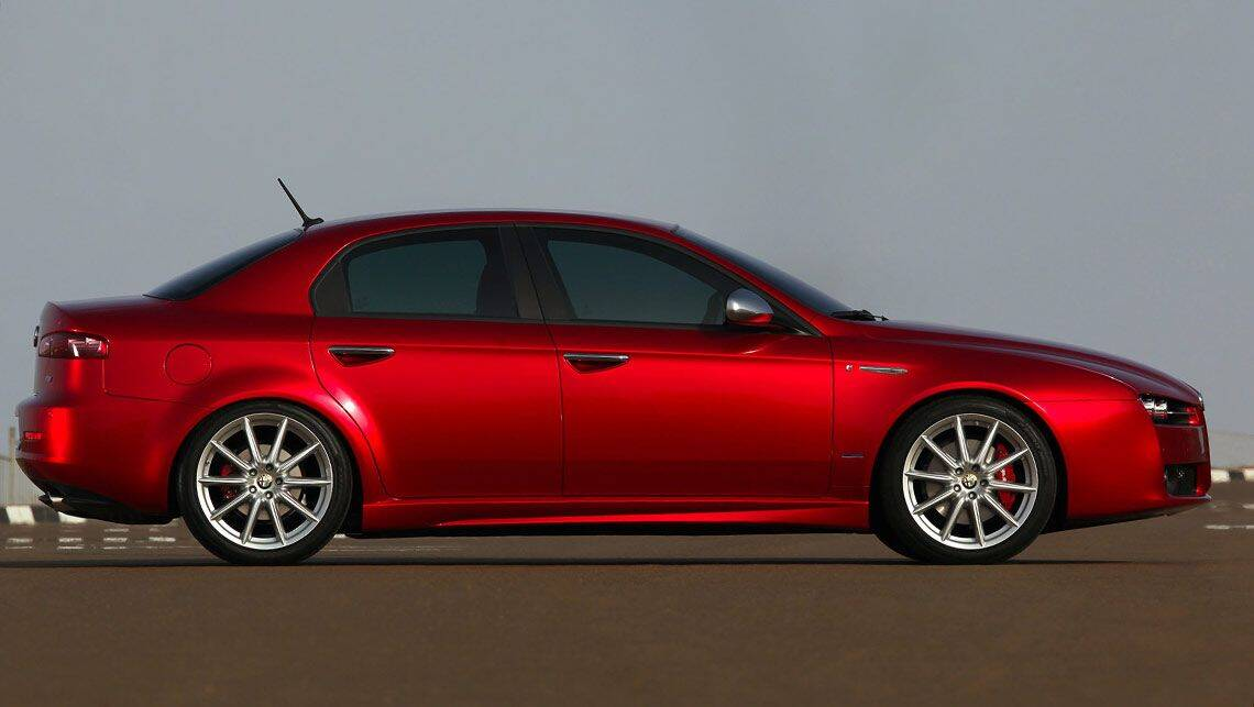 alfa romeo 159 used review 2006 2012 carsguide. Black Bedroom Furniture Sets. Home Design Ideas