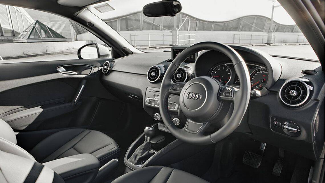 audi a1 used review 2011 2014 carsguide. Black Bedroom Furniture Sets. Home Design Ideas