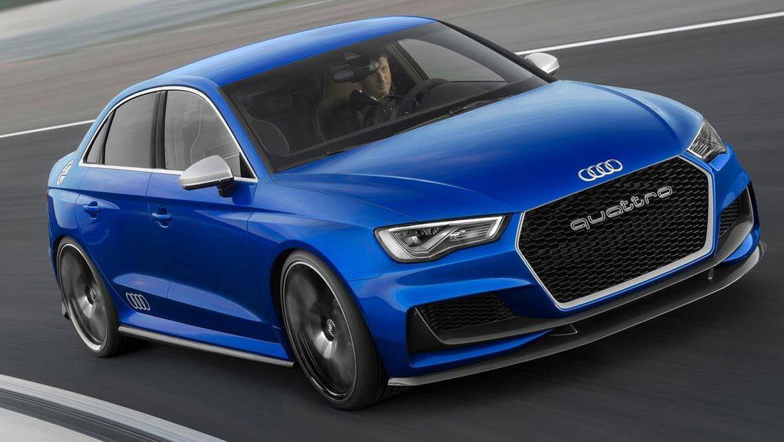 More hot Audis headed for RS-hungry Australia - Car News | CarsGuide