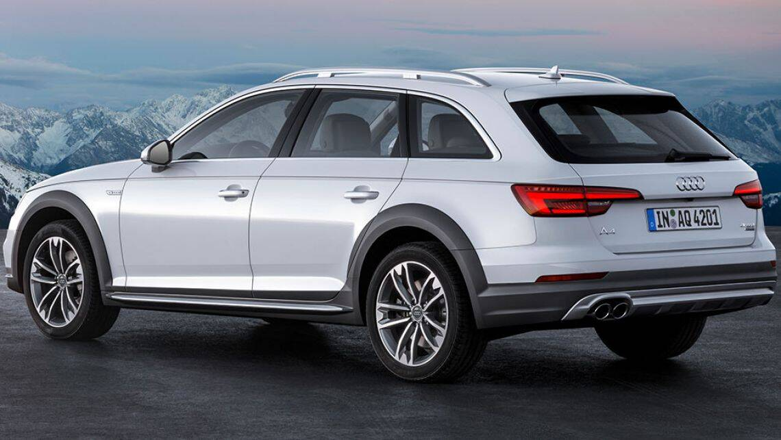 2016 audi a4 allroad review first drive carsguide. Black Bedroom Furniture Sets. Home Design Ideas