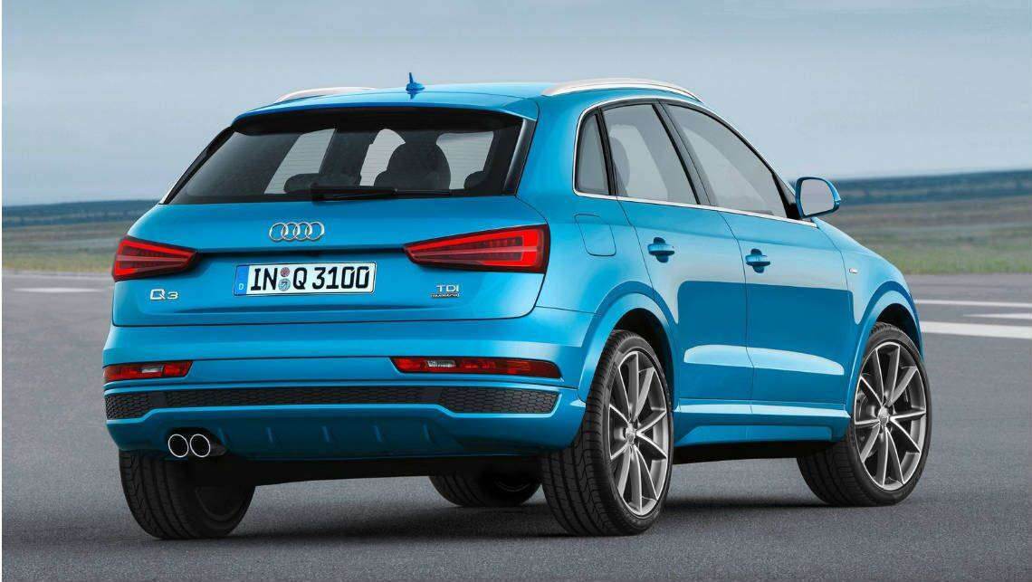 2015 audi q3 and rs q3 revealed car news carsguide. Black Bedroom Furniture Sets. Home Design Ideas