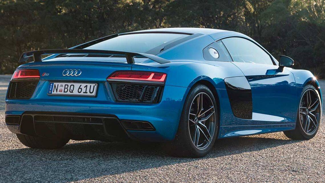 2016 Audi R8 V10 Plus Review Road Test Carsguide