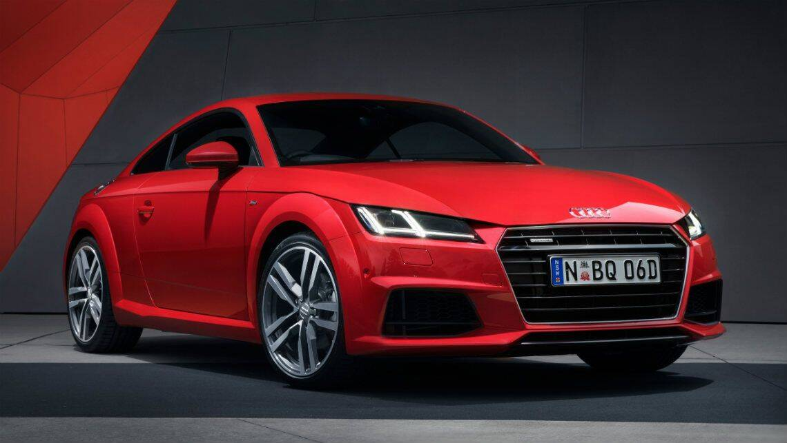 audi tt coupe 2015 review carsguide. Black Bedroom Furniture Sets. Home Design Ideas