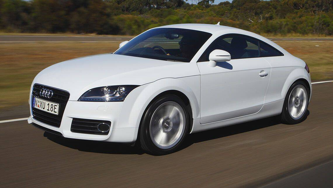 audi tt 2 0 tdi review 2012 carsguide. Black Bedroom Furniture Sets. Home Design Ideas