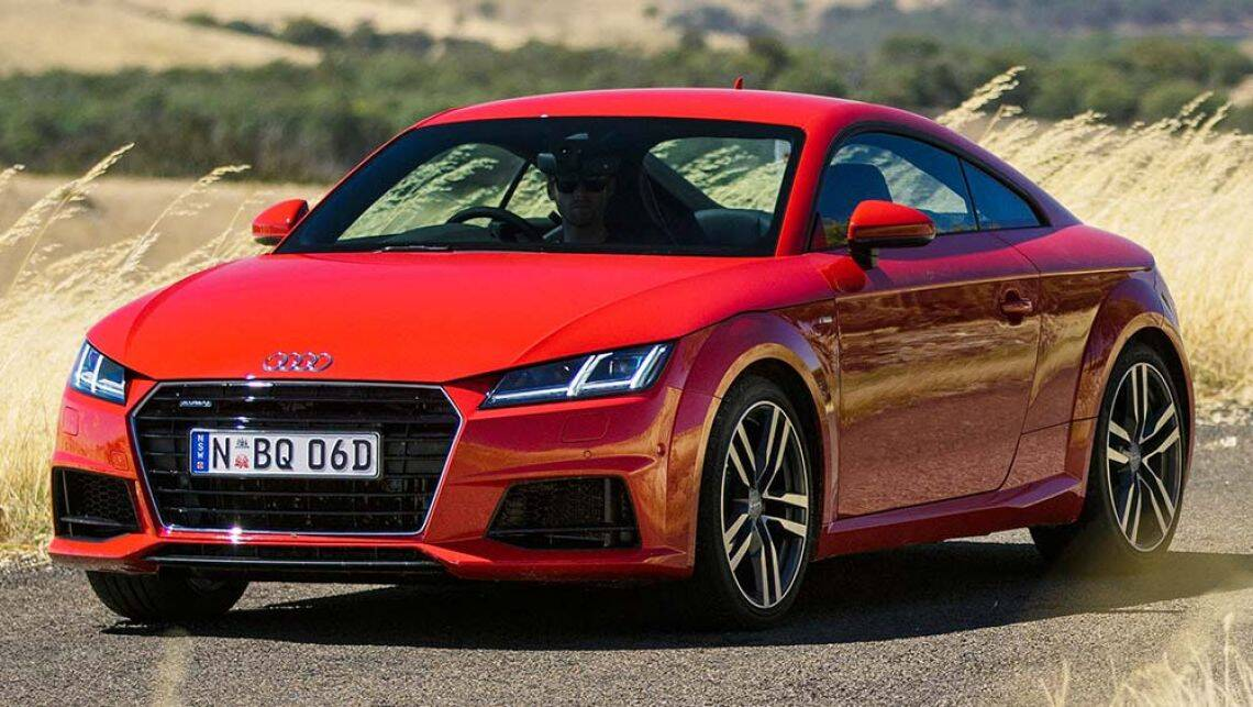 2016 audi tt s line review road test carsguide. Black Bedroom Furniture Sets. Home Design Ideas