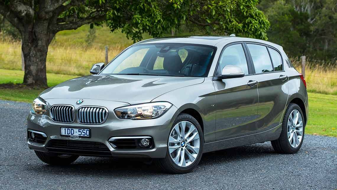 2015 bmw 1 series review first drive video carsguide. Black Bedroom Furniture Sets. Home Design Ideas