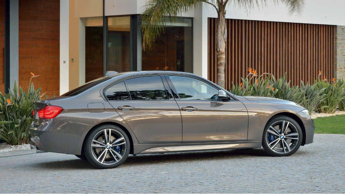 2016 bmw 3 series revealed car news carsguide. Black Bedroom Furniture Sets. Home Design Ideas