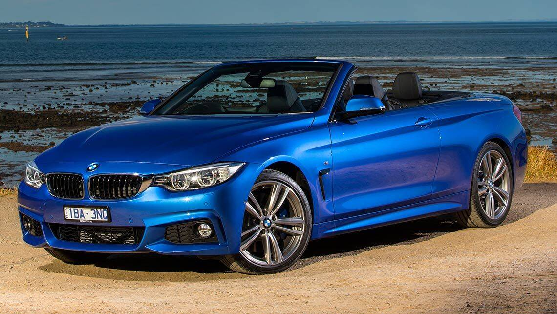 2014 bmw 420d convertible review carsguide. Black Bedroom Furniture Sets. Home Design Ideas