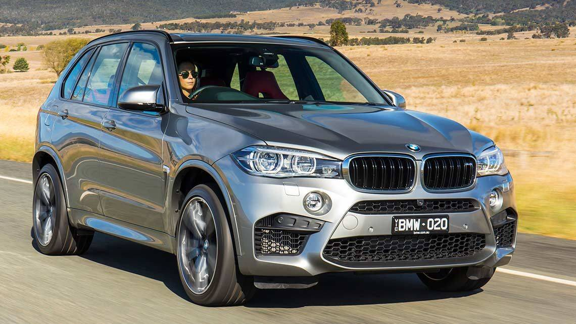 2015 Bmw X5 M And X6 M Review First Drive Carsguide