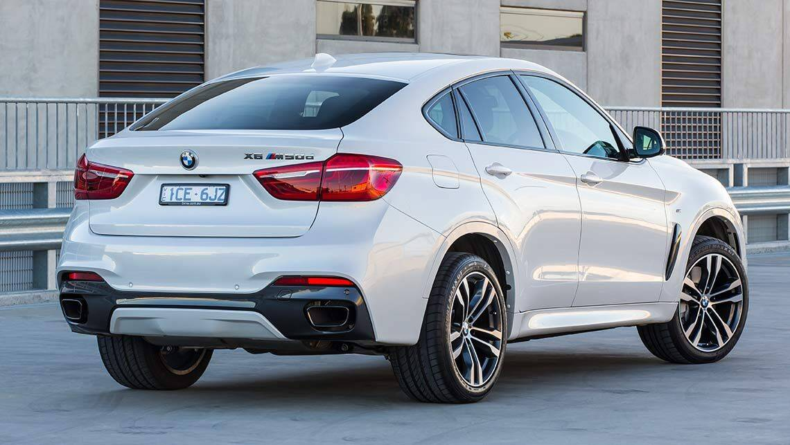 2015 bmw x6 m50d review first drive carsguide
