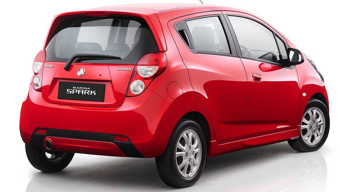 Holden Barina Spark Used Review 2010 2012 Carsguide