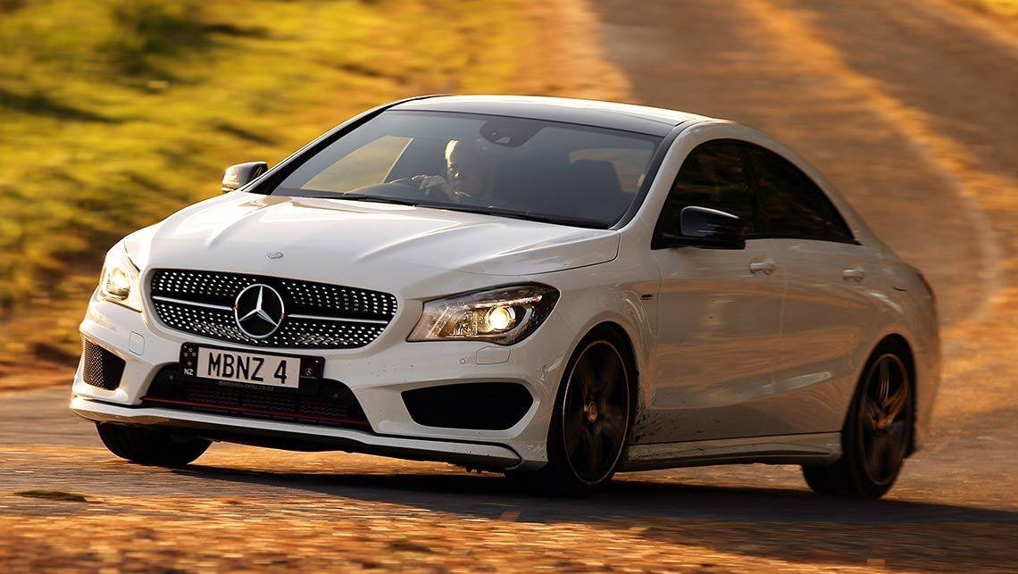 2014 mercedes benz cla 250 sport review carsguide for Mercedes benz cla 250 review