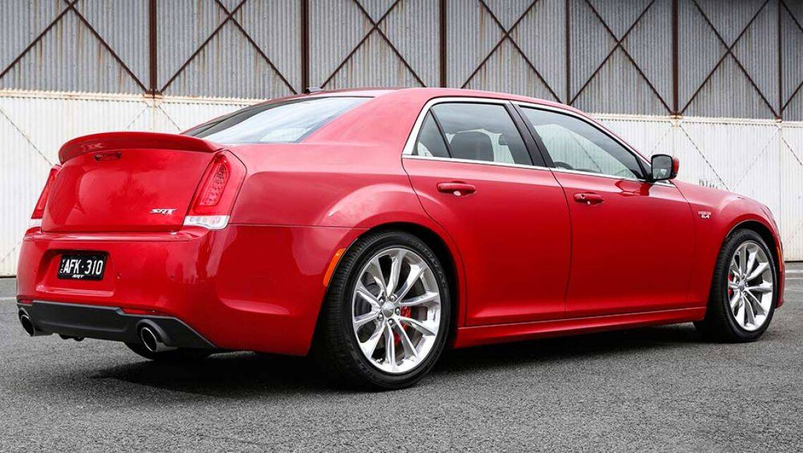 2016 chrysler 300 srt review road test carsguide. Black Bedroom Furniture Sets. Home Design Ideas