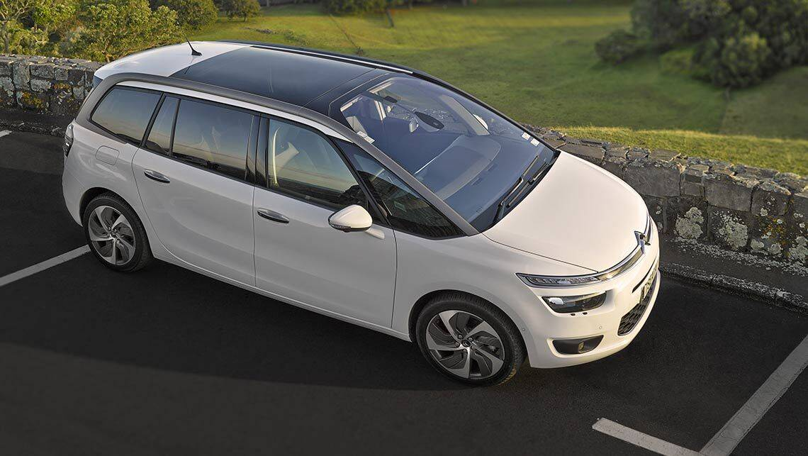 citroen c4 grand picasso review 2015 carsguide. Black Bedroom Furniture Sets. Home Design Ideas