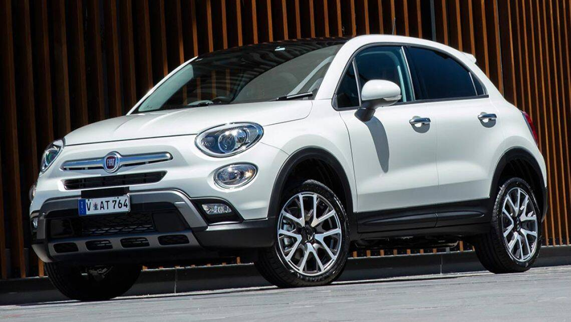 2016 fiat 500x cross plus review road test carsguide. Black Bedroom Furniture Sets. Home Design Ideas