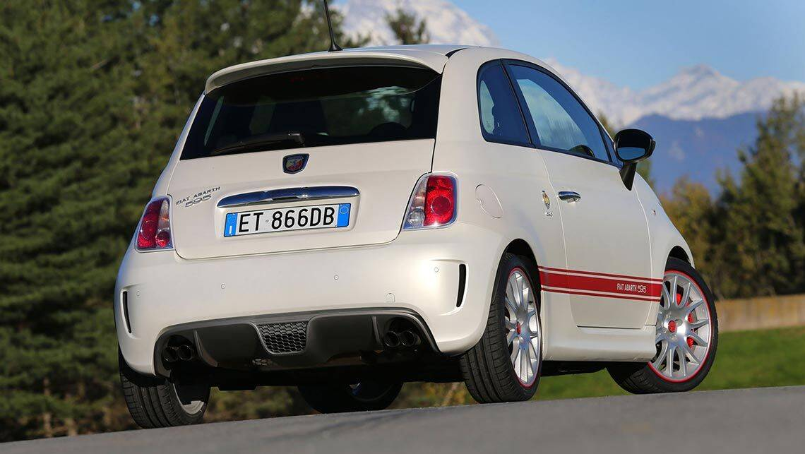 2014 fiat abarth 595 50th new car sales price car news carsguide. Black Bedroom Furniture Sets. Home Design Ideas