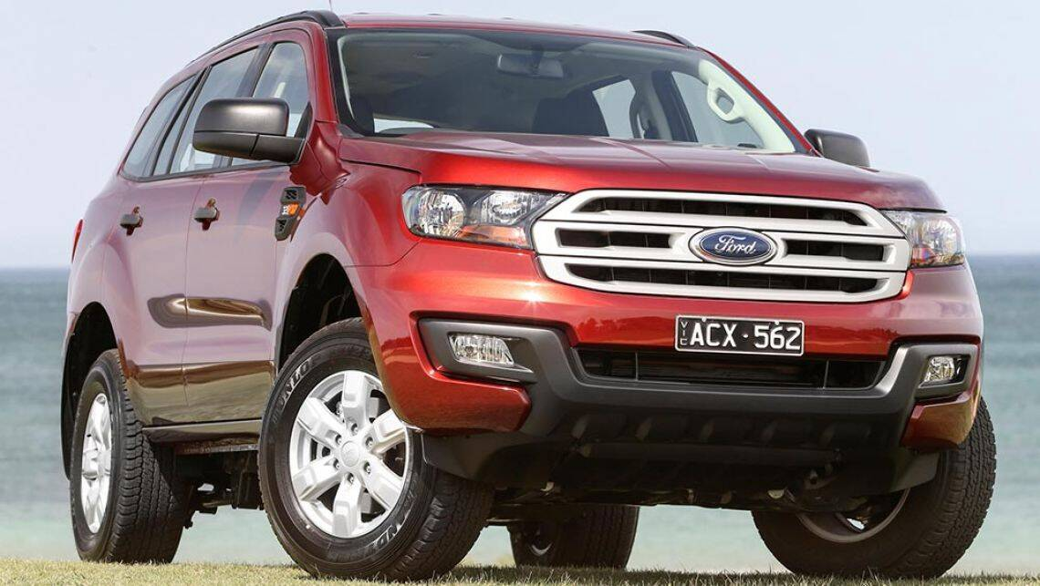 seat ford everest suv confirmed car news carsguide