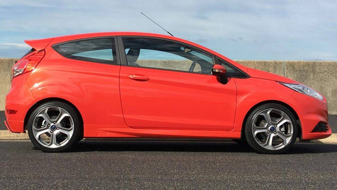 2016 ford fiesta st mountune review quick test carsguide. Black Bedroom Furniture Sets. Home Design Ideas