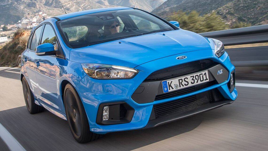 2016 ford focus rs review first drive carsguide. Black Bedroom Furniture Sets. Home Design Ideas