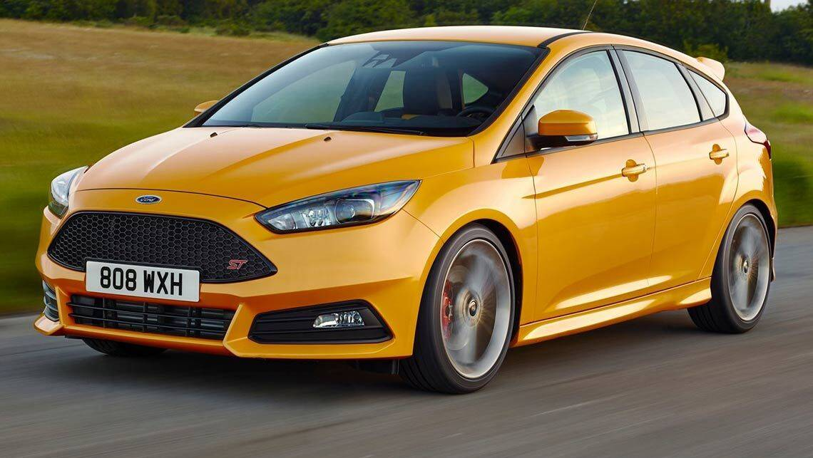 2015 Ford Focus ST new car sales price Car News CarsGuide