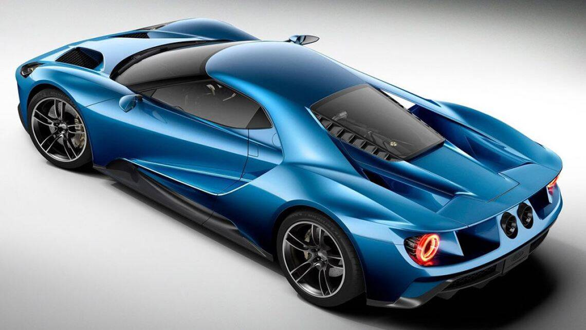ford gt production numbers doubled car news carsguide. Black Bedroom Furniture Sets. Home Design Ideas