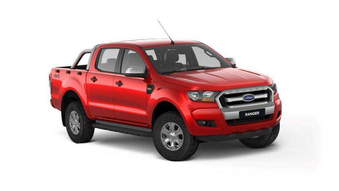 ford ranger 4x4 xls special edition 2017 new car sales price car news carsguide. Black Bedroom Furniture Sets. Home Design Ideas
