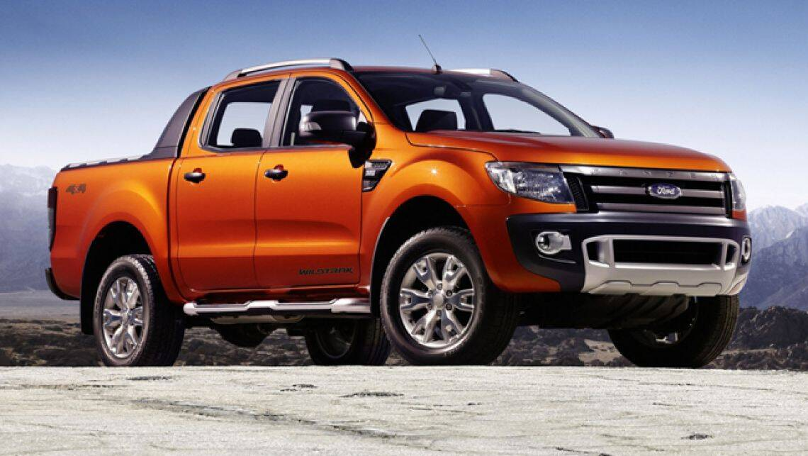 ford ranger wildtrak review car reviews carsguide. Black Bedroom Furniture Sets. Home Design Ideas