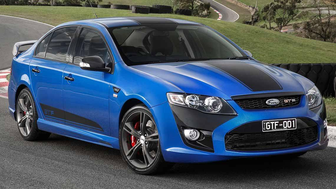 2014 fpv falcon gtf review first drive carsguide