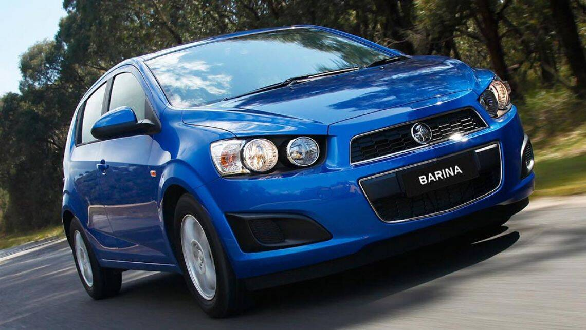 Holden Barina Used Review 2011 2014 Carsguide