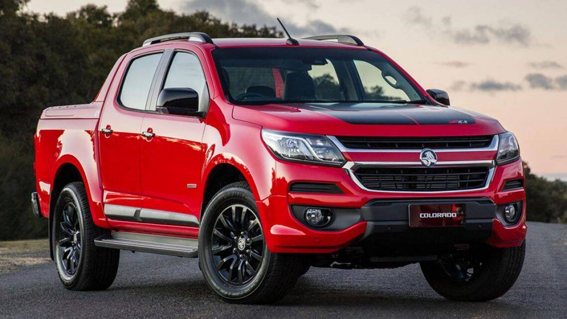 Holden Colorado Z71 2016 Review Road Test Carsguide