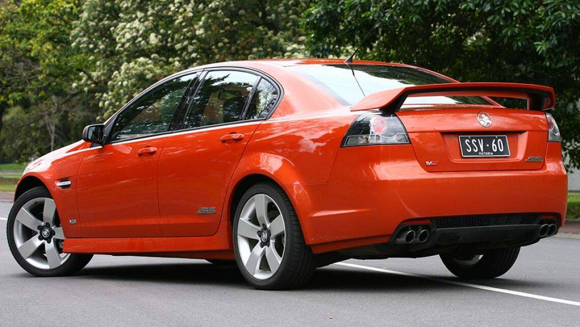 holden ve commodore ss and ssv used review 20062010