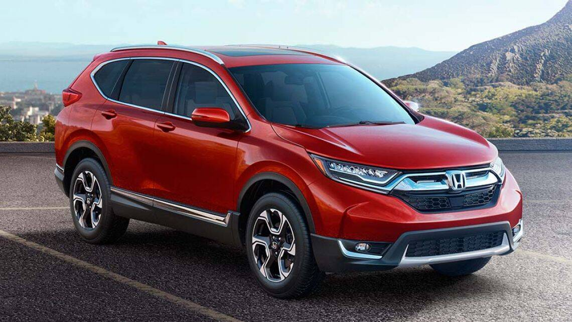2017 honda cr v revealed car news carsguide