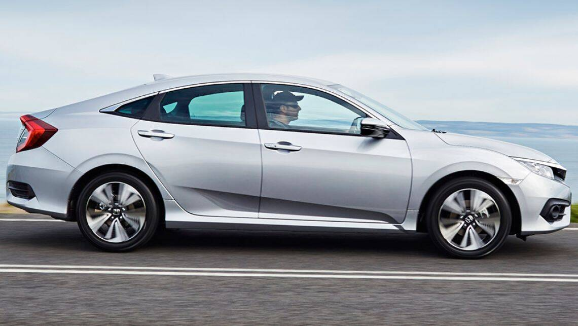 2016 Honda Civic Sedan Review Carsguide