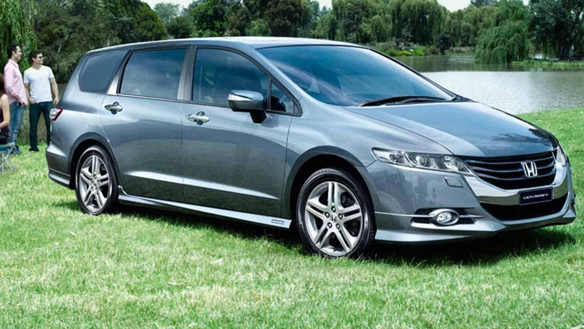 honda odyssey used review 2009 2013 carsguide