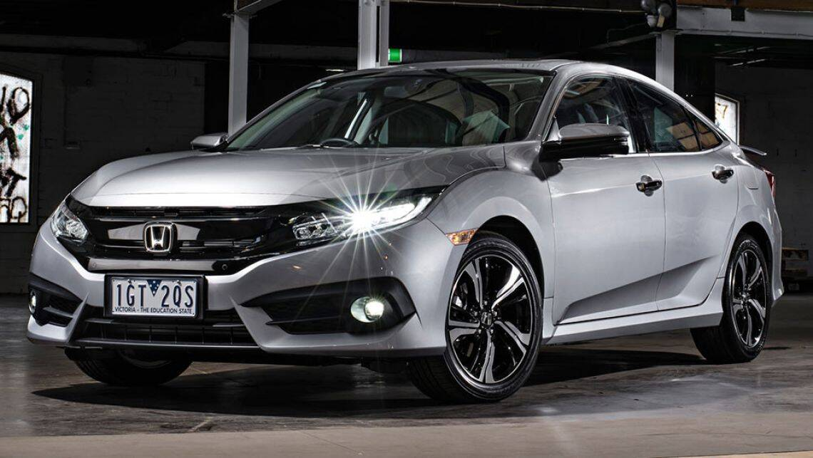 2016 honda civic sedan new car sales price car news carsguide. Black Bedroom Furniture Sets. Home Design Ideas
