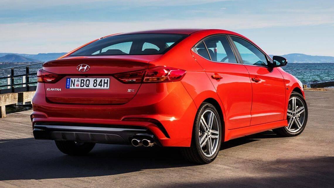 hyundai elantra sr turbo 2016 new car sales price car news carsguide