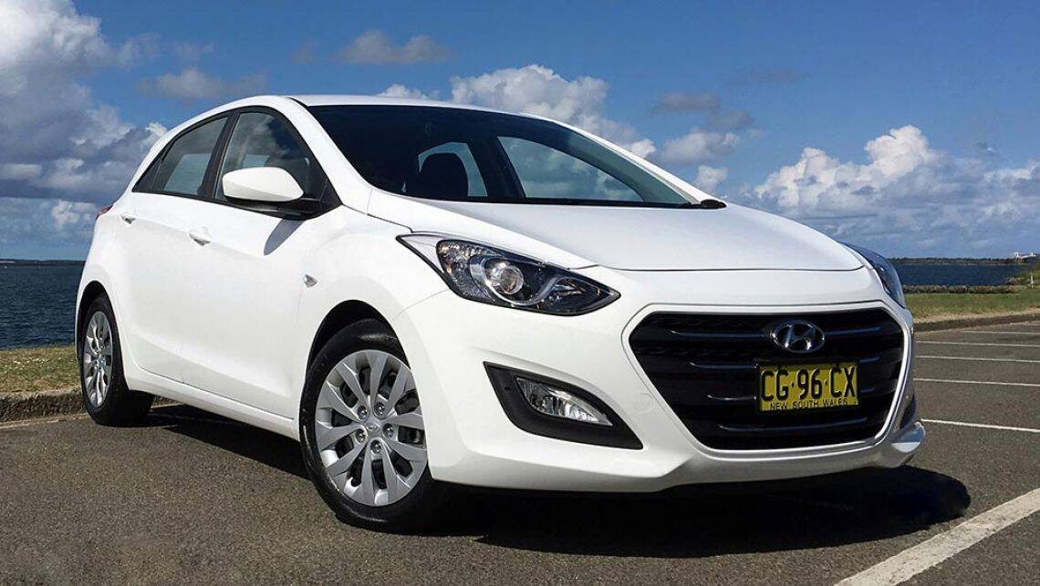 2016 hyundai i30 active petrol auto review road test carsguide. Black Bedroom Furniture Sets. Home Design Ideas