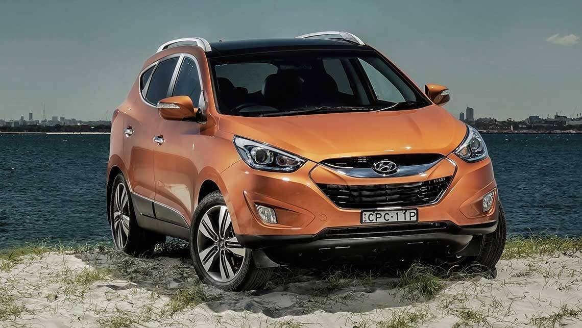 2014 hyundai ix35 update review carsguide. Black Bedroom Furniture Sets. Home Design Ideas