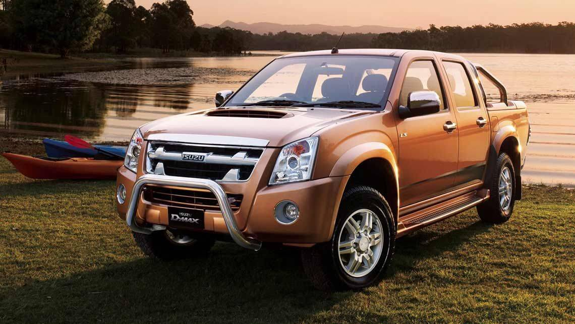 Isuzu D Max Used Review 2008 2012 Carsguide